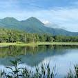 知床五湖です