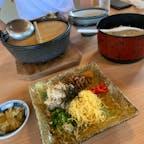 ⋆⸜ けいはん ひさ倉 ⸝⋆  昼食は奄美の郷土料理 「 けいはん 」をいただきました𓅮  #奄美大島