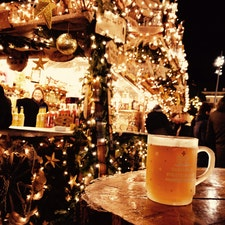 ドレスデンのクリスマスマーケット