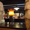 オックスフォードで最も古いと言われるパブ。  Turf Tavern