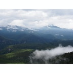 北海道 層雲峡・黒岳