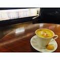 2020年10月15日  「Anjin」でお茶してきました😆