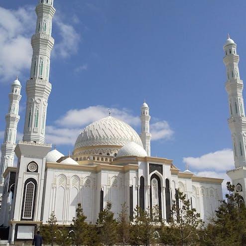 ハズレット・スルタン・モスク