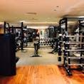 リッツ・カールトン ミレニアムの gym 最高でした!