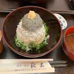 2020.07.20 鎌倉 はじめて秋本でしらす丼を食べたけどとっても美味しかったのでまた行こうと思います🐟