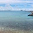 宮古島と伊良部島をつなぐ伊良部大橋  無料の橋としては日本で1番長いんですって