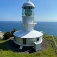 室戸岬灯台  明治32年以来、航海者たちの安全を照らす水先案内人として活躍しています。室戸岬の先端、標高151mにあり、レンズの大きさは直径2m60cmと日本最大級。  #四国 #灯台 #サント芹沢鴨の写真