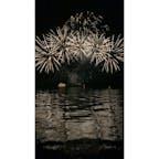 洞爺湖 北海道  毎日 宿から見える洞爺湖で花火上げてるの凄い!寒い中みんなが浴衣姿で花火見上げてるのも良いね〜🎆