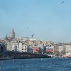 たまらなく好きなイスタンブールの景色。 冬は東京よりずっと寒いから気をつけて🥶