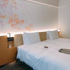 リッチモンドホテルプレミア京都駅前  お風呂、洗面、トイレが独立してて 使いやすかった。また、泊まりたいホテル。