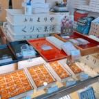京都くりや この季節、栗おはぎが人気なので 予約して購入。栗きんとんの栗のようなもので くるりと包まれています。小さめなので 結構食べちゃいます。丹波栗使用。
