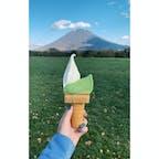 ニセコ高橋牧場 北海道  アイス食べて景色も最高な素敵空間でした〜🍦🐮