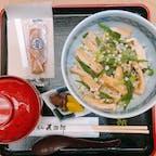 ぎをん為治郎 八条口店 きつね🦊丼 山椒かけてます。