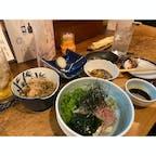 福岡 味の店一富 孤独のグルメに出てたお店 全部美味しかった〜〜〜!