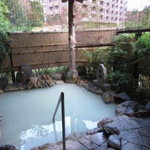 仙石原温泉の宿は、やまざくらにしました。以前は予約制だった露天風呂が、空いている時なら好きなだけ入れるシステムになっていました。