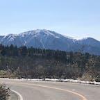 2020.10.31 八郎坂を登り切って アルペンルート高原バス道路の途中 弘法から薬師岳が綺麗に見えました