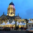 ベルリン ジャンダルメン・マルクト クリスマスマーケット