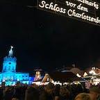 ベルリン シャルロッテンブルク宮殿 クリスマスマーケット