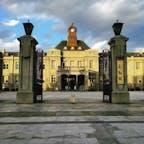 山形市にある郷土館「文翔館」。内部はヨーロッパにある小さめの宮殿と同じと言っても謙遜ないぐらい素敵でした。映画のロケにも使用されました。