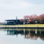 2020.11.8 環水公園 世界一美しいスタバ