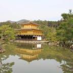 2020/03 #京都 #金閣寺 #鹿苑寺金閣