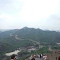 《中国》 北京 万里の長城  2013.08