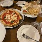 広島 Tranquillo  ピザの種類がとても豊富だった!!