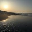 中田島砂丘 早朝に1人で行きました。 非日常をつくりだす! ローカルな場所でも良い写真撮れました笑
