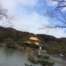 《京都》 金閣寺  2016.02