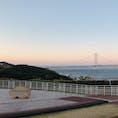 📍Hyogo, Japan  #兵庫 #淡路島 #淡路島サービスエリア #明石海峡大橋