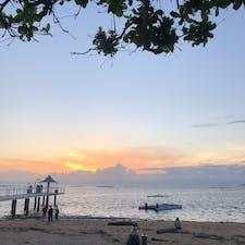 2018/06  夕陽