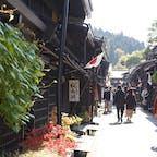 岐阜県高山市 古い町並み  隔年で行きたくなるところ。 さるぼぼ3つ目になりました。