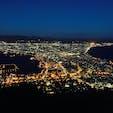 函館の夜景✨