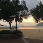 香港 スタンレー(赤柱)の夕日 きっとこの一年間で香港は大きく変わってしまったのでしょうね