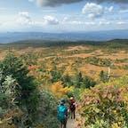 10月頭に訪れた八甲田山 紅葉には少し早かったけど感動できる景色がそこにありました。  約2ヶ月待って次回は南へ飛び立ちます。