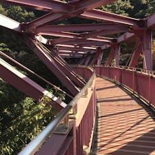 加賀 山中温泉 あやとり橋