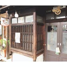レイコ食堂 鶴橋 この日はもう閉まってました。 和食のお店、レイコ食堂さん。