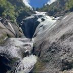 秋田県の桃洞滝