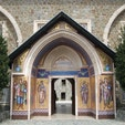 キプロス トロードス山中のキッコー修道院