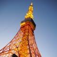 《東京》 東京タワー  2017.11