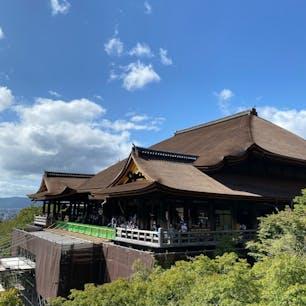 京都 #清水寺 #きよみずさん