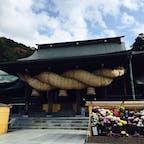 福岡県福津市、宮地嶽神社。有名な「光の道」の御朱印は10月と2月限定。2020.11月