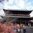 #南禅寺 #京都 2020年12月  想像よりだいぶ大きくてびっくりした😳😳 上のところに上がれるのめずらしい??