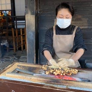 一和 一和の此のお姉さんは、気持ちが良い程愛想があって美人ですね、家庭ではどんなお母さんかなぁ?  #京都 #美味しい巡り #サント芹沢鴨の写真