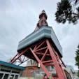 さっぽろテレビ塔 は北海道札幌市中央区大 高さ147.2メートル。   #北海道 #タワー巡り #サント船長の写真