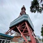 さっぽろテレビ塔 は北海道札幌市中央区大 高さ147.2メートル。   #北海道 #タワー巡り #サント芹沢鴨の写真