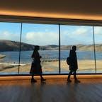 #ウポポイ #白老 #北海道 2020年12月  展示されているものだけじゃなく建物も素敵だった✨  当時の倭の国とアイヌの貿易トレードは、 鮭30匹→米1俵、アザラシの毛皮→米5俵だったらしい