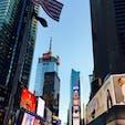 NY タイムズスクエア🇺🇸