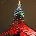 東京タワーには沢山のカップルがいました。 写真撮ったらすぐに帰りました。