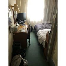 宿泊した部屋だす